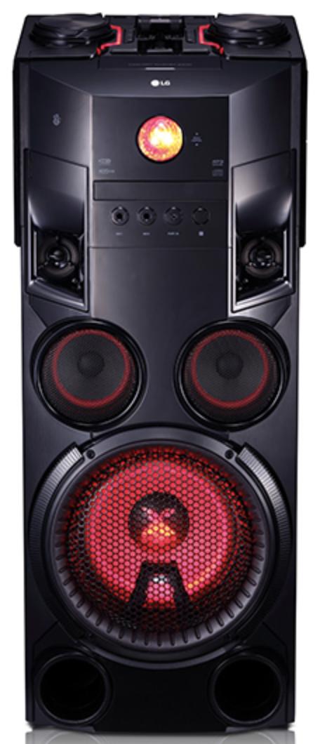 Музыкальный центр LG XBoom OM7560