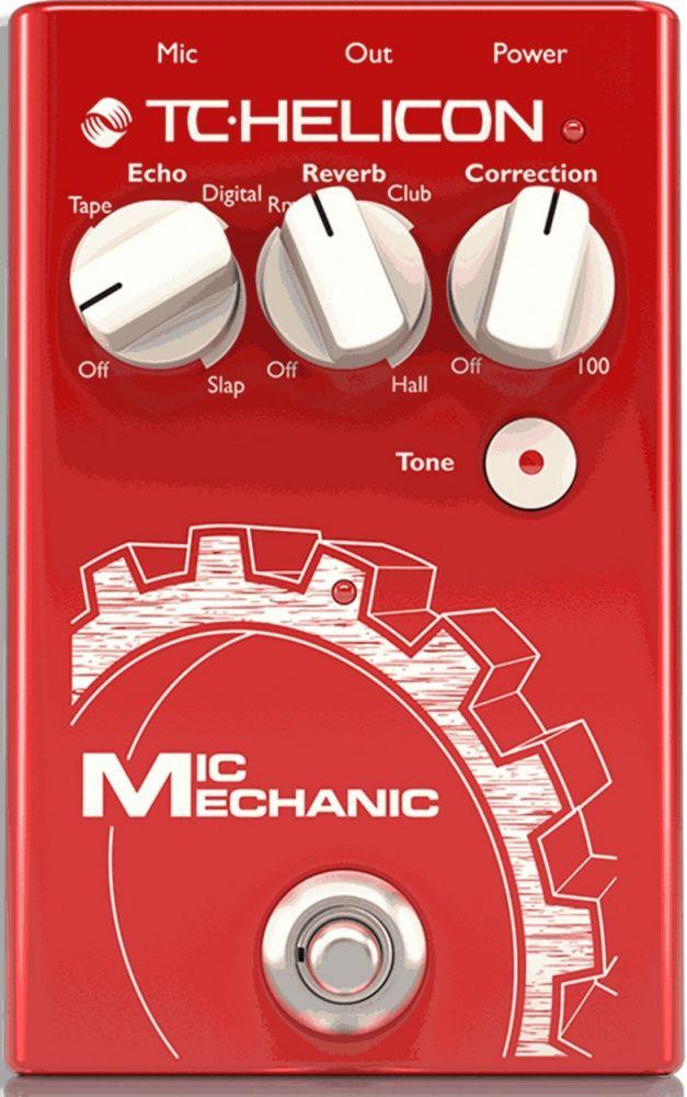 Прибор звуковой обработки TC Helicon Mi…