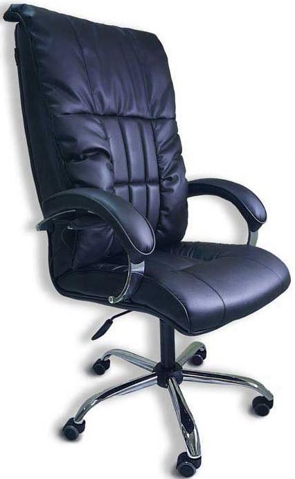 Массажное кресло EGO Boss EG1001 Black