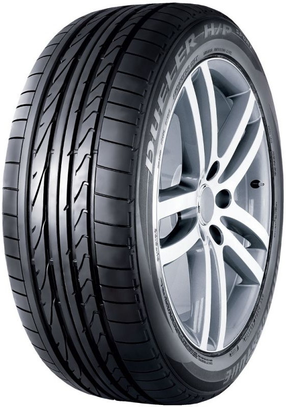 Комплект из 4-х шин Bridgestone Dueler H/P Sport 255/50 R20 109V (Л)