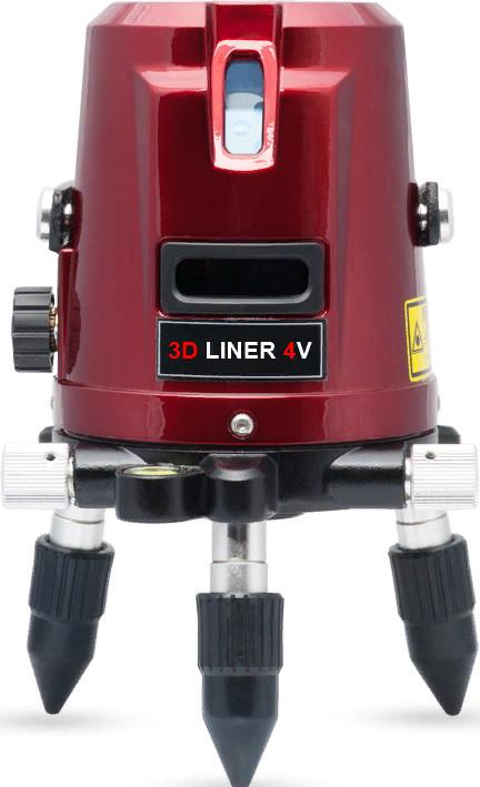 Лазерный нивелир ADA 3D Liner 4 V