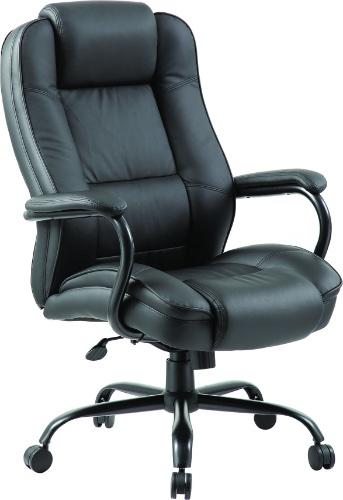 Кресло руководителя Brabix Heavy Duty HD-002 черный