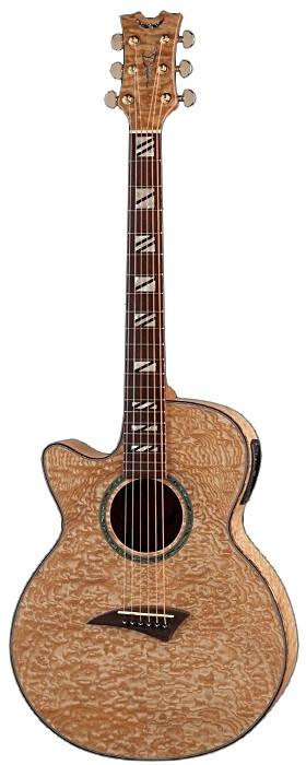 Акустическая гитара Dean PE QA L GN
