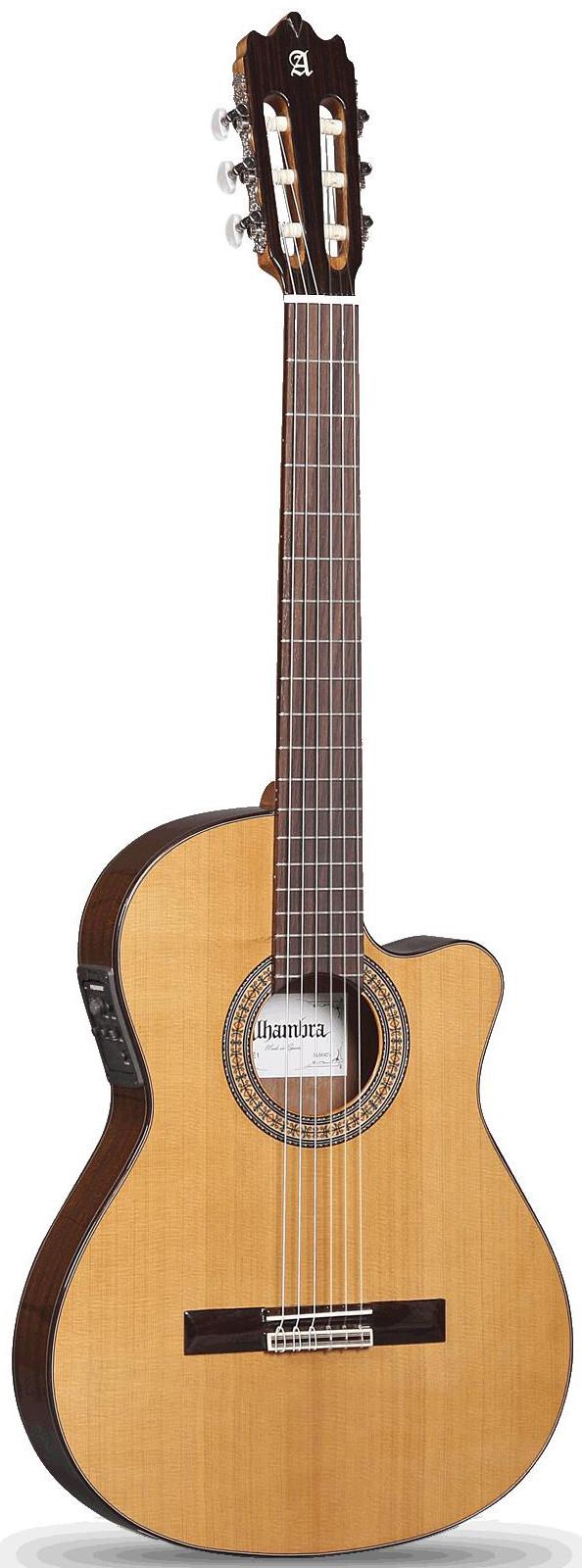 Гитара Alhambra 6.856 Cutaway 3 C CT