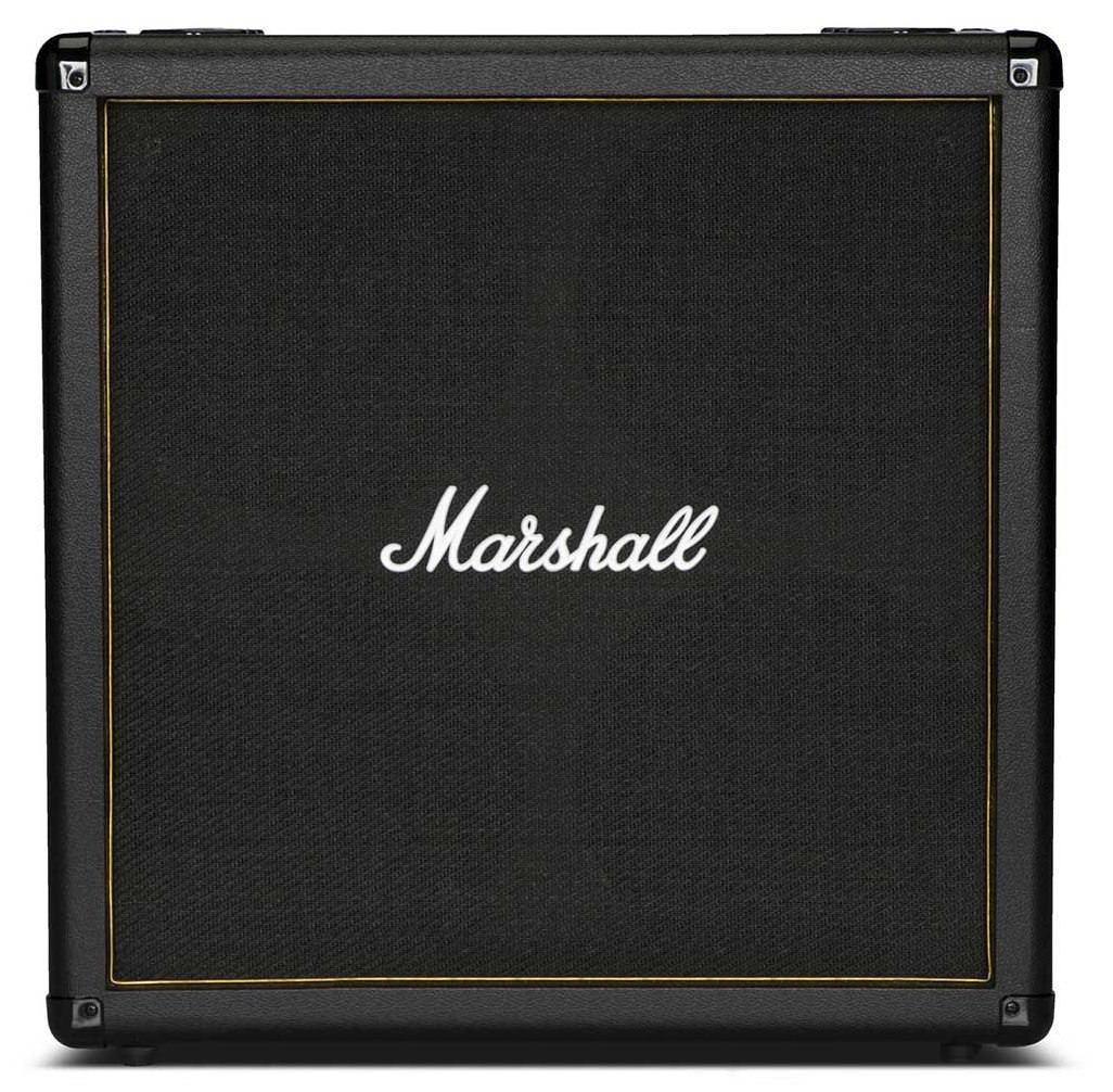Гитарный кабинет Marshall MG412BG 120W 4X12 Base Cabinet