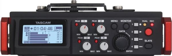 Рекордер Tascam DR-701D