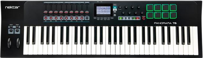 MIDI-контроллер Nektar Panorama T6