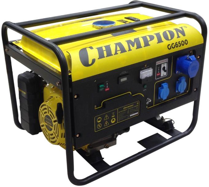 Электрогенератор Champion GG6500