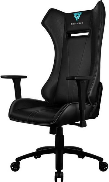 Игровое кресло ThunderX3 UC5-B AIR черный (с подсветкой)
