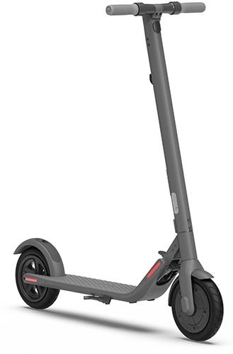 Электросамокат Ninebot Kickscooter E22 Grey