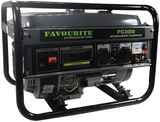 Электрогенератор Favourite PG-3000