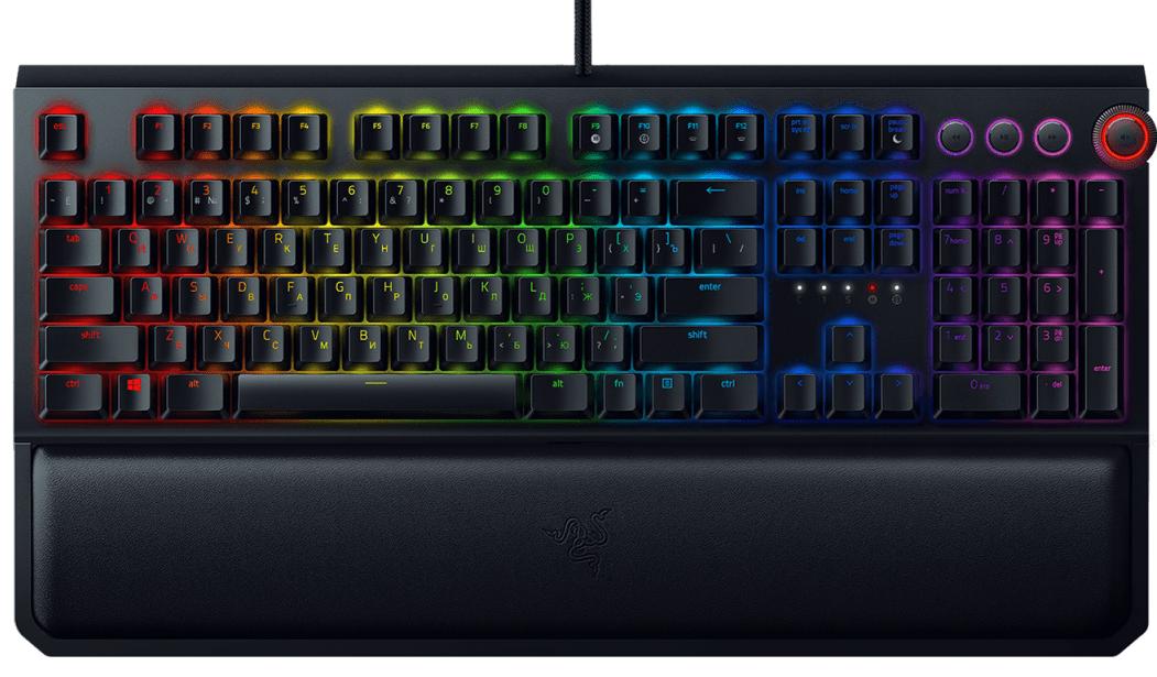 Клавиатура Razer BlackWidow Elite Black