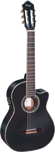 Гитара Ortega RCE141BK Family Series Pro