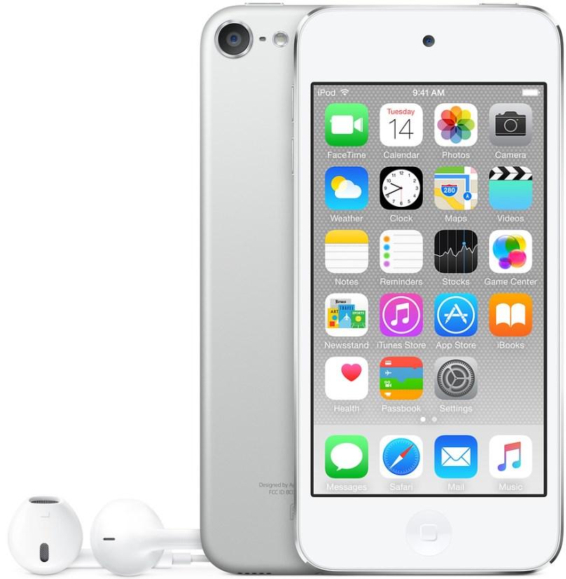 Mp3 плеер Apple iPod Touch 7 128Gb Silver