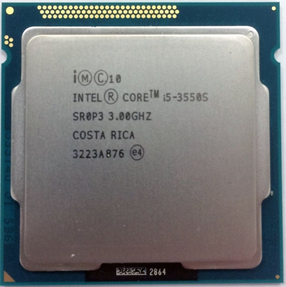Процессор (CPU) Intel Core i5-3550S 3GH…