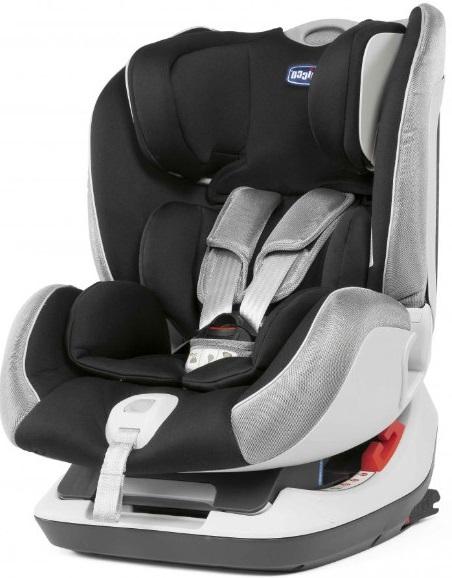 Автокресло Chicco Seat Up Polar Silver (0-25 кг)