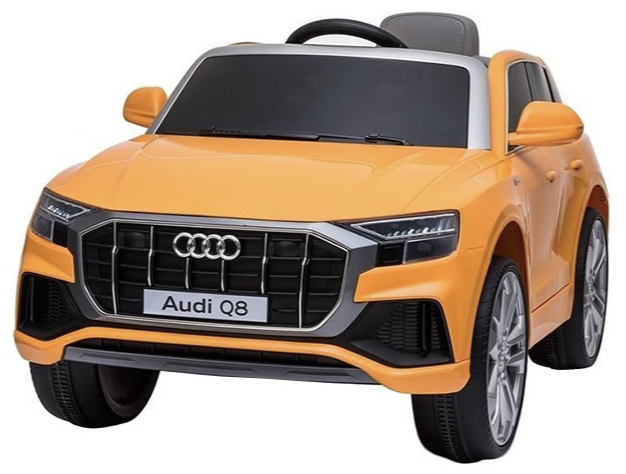 Электромобиль ToyLand Audi Q8 Orange