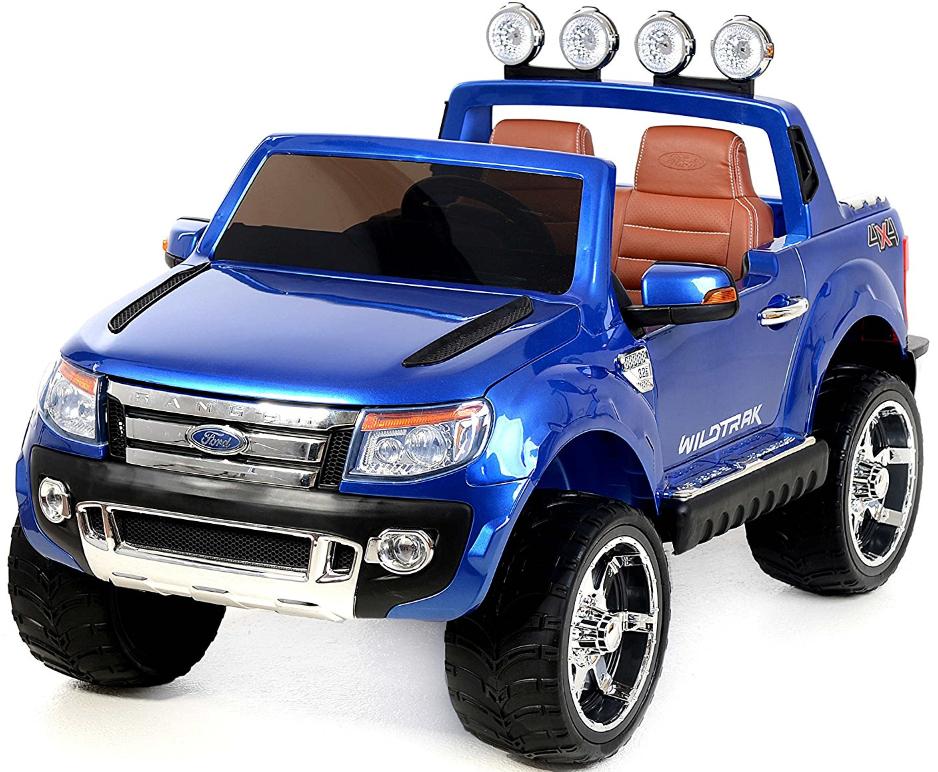 Электромобиль Barty Ford Ranger Blue (л…