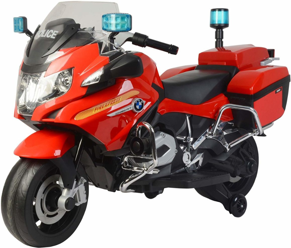 Мотобайк Barty BMW R1200RT-P Police Red
