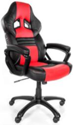 Игровое кресло Arozzi Monza красный