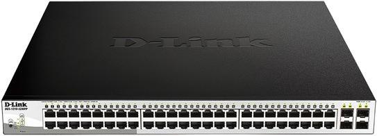 Коммутатор D-Link DGS-1210-52MPP/E1A