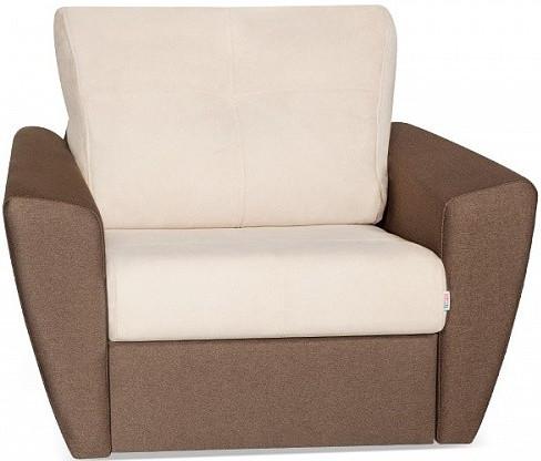 Кресло Цвет Диванов Амстердам Next кремовый 104x90x76 см