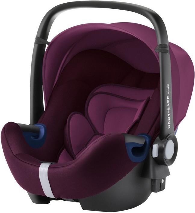 Автокресло Britax Roemer Baby-Safe2 i-Size Burgundy Red (0-13 кг)