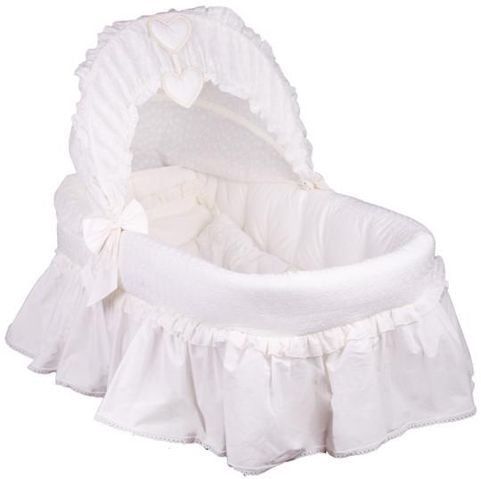 Кроватка-люлька Italbaby Amore белый (с…