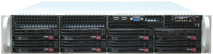 Рэковый корпус Supermicro SuperChassis 825TQ-563LPB