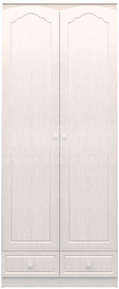 Шкаф Столплит Амалия 409-900-002-0831 дуб беленый 90x223x58 см