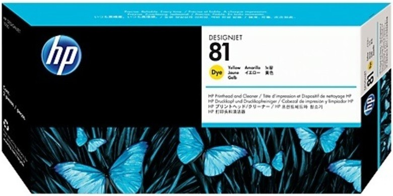HP C4953A Yellow
