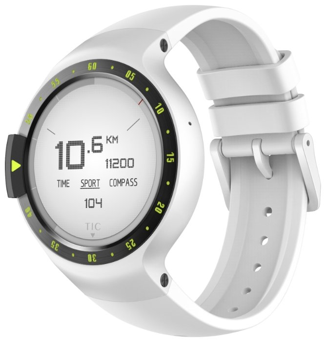 Умные часы Mobvoi Ticwatch Sport White