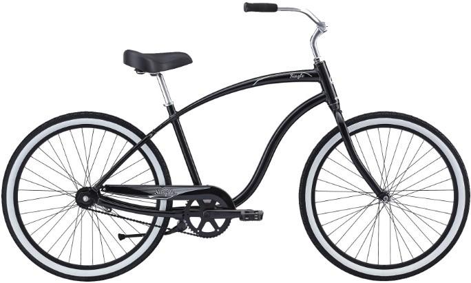 """Велосипед Giant Simple Single Black 26"""""""