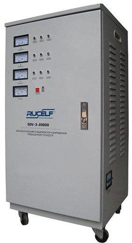 Стабилизатор напряжения Rucelf SDV-3-20…