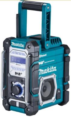 Радиоприемник Makita DMR112
