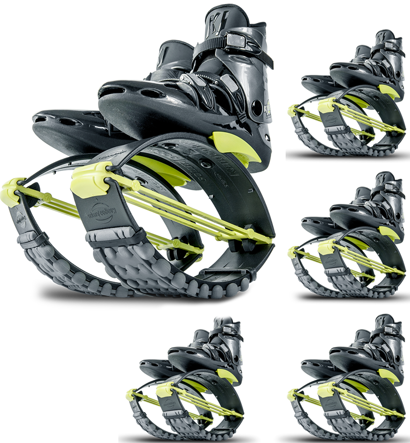 Джамперы Kangoo Jumps Combo Pack XR3 Ye…