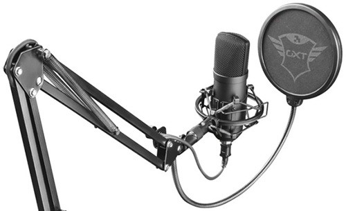 Микрофон Trust GXT 252+ Emita Plus Streaming