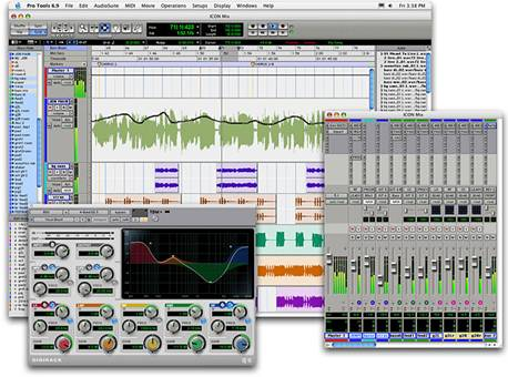 Avid DigiDesign Media Station|PT