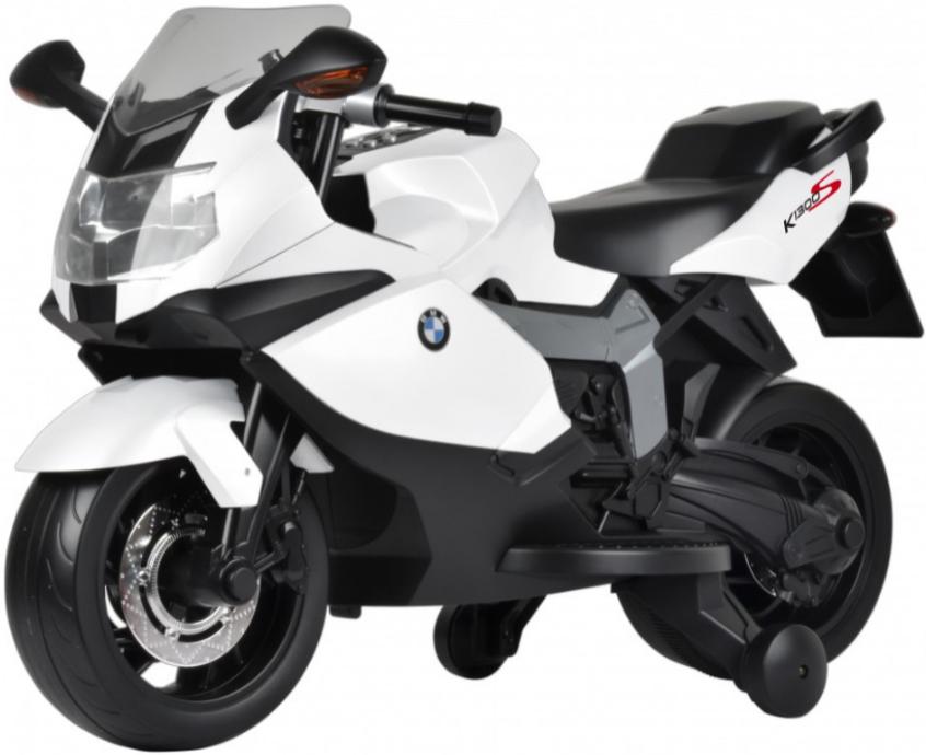 Электромотоцикл Barty BMW K1300S White