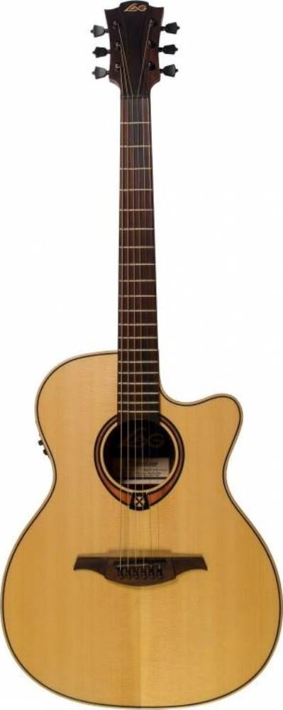 Акустическая гитара LAG GLA T88ACE