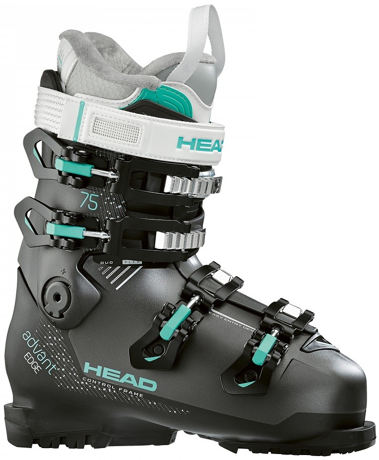 Ботинки Head Advant Edge 75 W (2019/2020) Anthracite/Black/Mint 24.5 см
