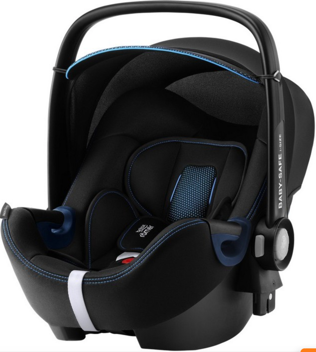 Автокресло Britax Roemer Baby-Safe i-Size Cool Flow Blue (0-13 кг)