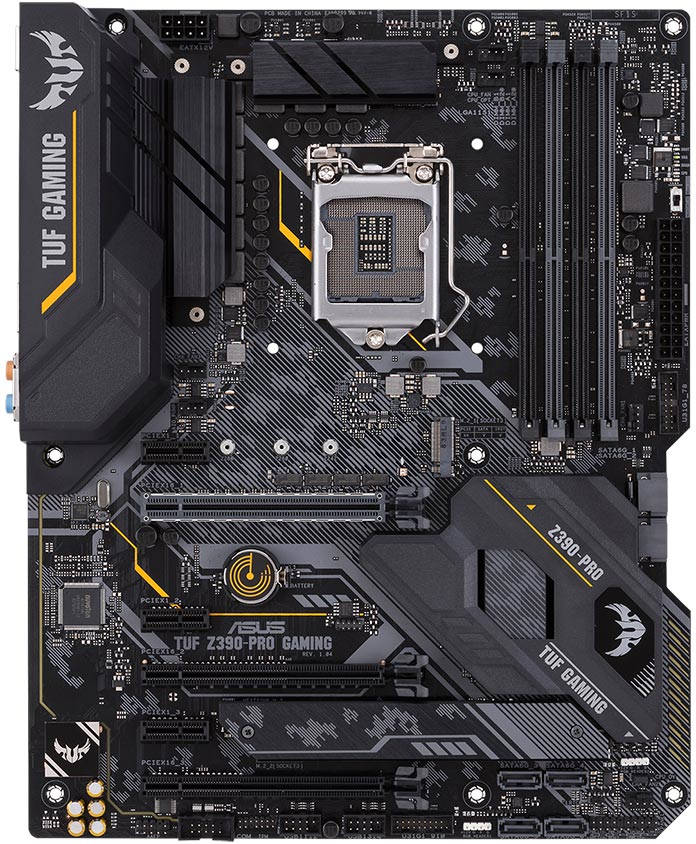 Материнская плата Asus TUF Z390-Pro Gaming LGA 1151v2