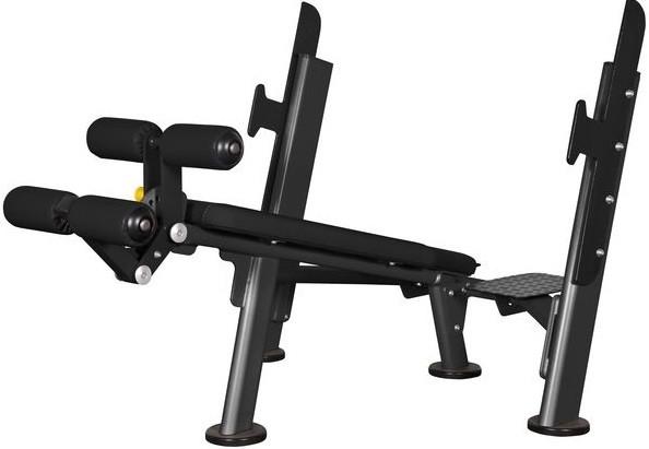 Скамья со стойками Spirit Fitness AFB103