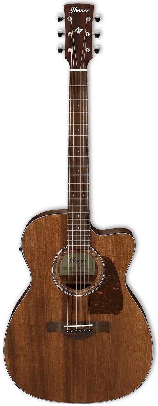 Акустическая гитара Ibanez AVC9CE-OPN