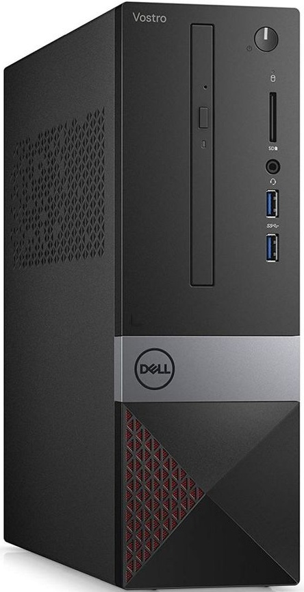 Компьютер Dell Vostro 3470 2,9GHz/4Gb/1Tb/Linux Black