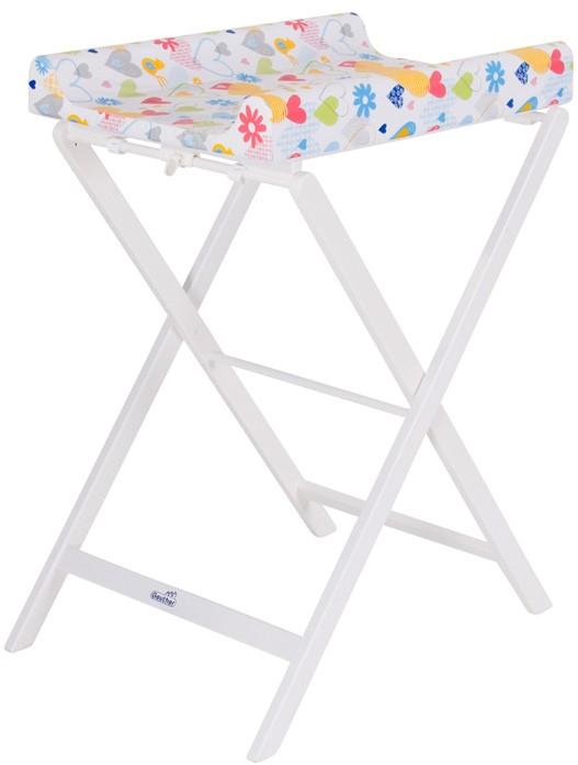 Пеленальный столик Geuther Trixi белый/…
