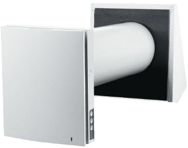 Проветриватель Winzel Expert WiFi RW1-50 P White