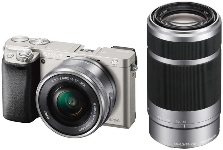 Фотоаппарат Sony Alpha A6000Y Kit 16-50…