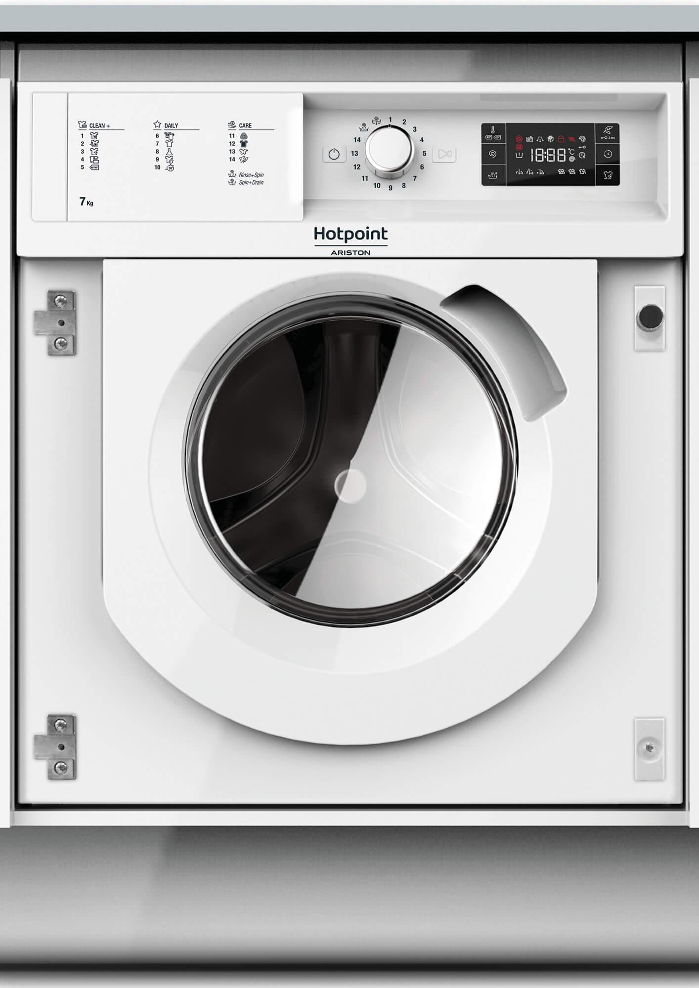 Встраиваемая стиральная машина Hotpoint…